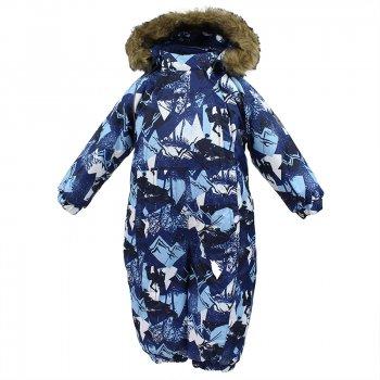 Комбинезон KEIRA (синий с принтом) от Huppa, арт: 44514 - Одежда