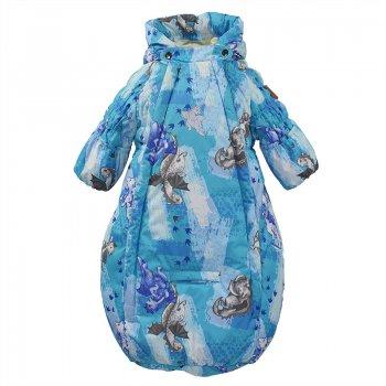 Конверт EDEN (голубой)Одежда<br>; Размеры в наличии: 62, 68.<br>