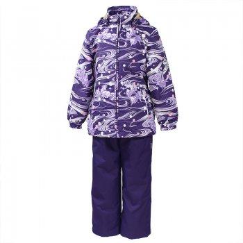 Комплект YONNE (фиолетовый)Комбинезоны<br>; Размеры в наличии: 80, 86, 92, 98, 104, 110, 116, 122.<br>