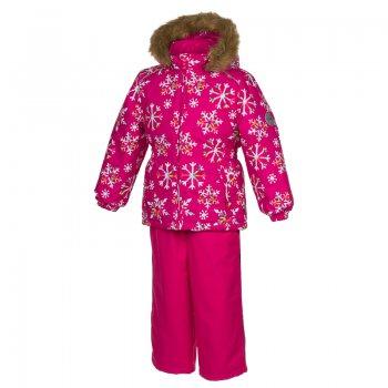 Комплект WONDER (фуксия со снежинками) от Huppa, арт: 44643 - Одежда