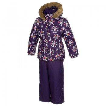Комплект WONDER (фиолетовый со снежинками) от Huppa, арт: 44652 - Одежда