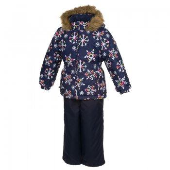Комплект WONDER (темно-синий со снежинками) от Huppa, арт: 44661 - Одежда