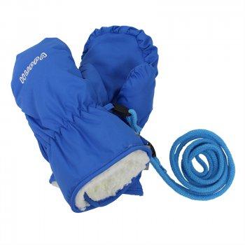 Huppa Варежки Gaya (синий)