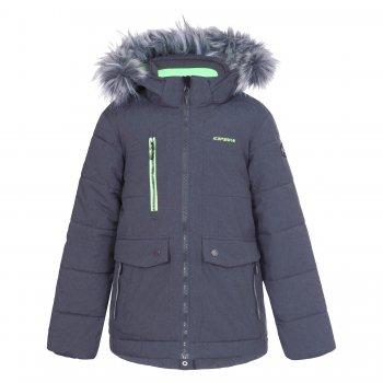 Icepeak Куртка-парка Rawls jr (темно-серый) icepeak кофта флисовая ronnie jr темно серый