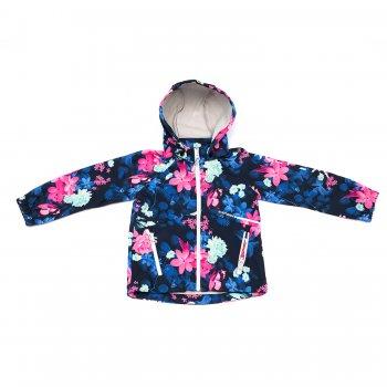 Icepeak Кофта Softshell Remy kd (темно-синий с цветами)