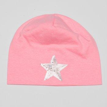Icepeak Шапка Hili jr (розовый со звездой) шарф жен icepeak 255904686iv серый р one size