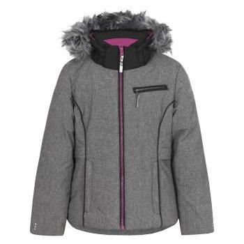 Icepeak Куртка RIONA JR (темно-серый) icepeak кофта флисовая ronnie jr темно серый