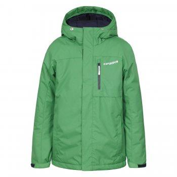Куртка TAGE JR (зеленый)Куртки<br>; Размеры в наличии: 128, 140, 152, 164, 176.<br>
