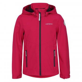 Куртка softshell TRUDY JR (розовый) от Icepeak, арт: 38715 - Одежда