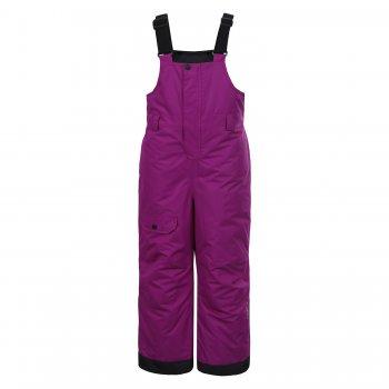 Полукомбинезон Jess (розово-фиолетовый)Полукомбинезоны, штаны<br>Материал: <br>Верх: 100% полиэстер.<br>Утеплитель: 120 грамм (100% полиэстер).<br>Подкладка: 100% полиэстер.<br>Водонепроницаемость: 10000 мм.<br>Паропроводимость: 5000 г/м2/24ч.<br>Износостойкость: нет данных.<br>Описание: <br>Функциональные элементы: <br>Производитель: Icepeak (Финляндия)<br>Страна производства: Китай<br>Модель производится в размерах: 86-122.<br>Коллекция: Осень-Зима 2017<br>Температурный режим: <br>от +5 до -10 градусов.; Размеры в наличии: 92, 98, 104, 110, 116, 122.<br>