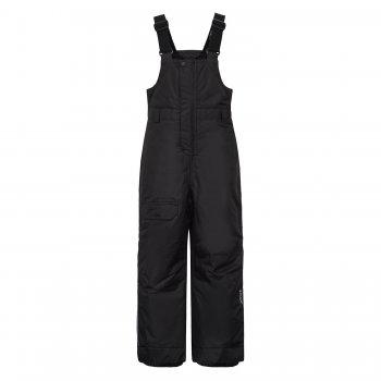 Полукомбинезон JESS KD (черный)Полукомбинезоны, штаны<br>Материал<br>Верх: 100% полиэстер<br>Утеплитель: 120 грамм (100% полиэстер)<br>Подкладка: 100% полиэстер<br>Уровень влагонепроницаемости: 10000 мм<br>Уровень воздухопроницаемости: 5000г/м2/24ч<br>Описание<br>Функциональные элементы:  Регулируемые лямки, пояс на резинке, защитная планка молнии на липучке, снежные гетры, вставки из материала повышенной прочности по подолу штанин, светоотражающие элементы.<br>Производитель: Icepeak (Финляндия)<br>Страна производства: Китай<br>Модель производится в размерах: 92-122.<br>Коллекция: Осень-Зима 2017.<br>Температурный режим: <br>от 0 до -20 градусов.<br>; Размеры в наличии: 92, 98, 104, 110, 116, 122.<br>