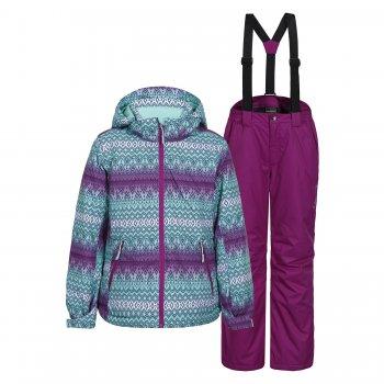 Комплект HADIA JR (фиолетовый с узором) от Icepeak, арт: 42602 - Одежда