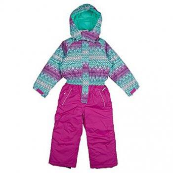 Icepeak Комбинезон JOLI KD (фиолетовый с принтом)