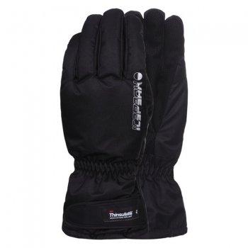 Перчатки Dino JR (черный)Одежда<br>Материал: <br>Верх: 100% полиамид<br>Утеплитель: 70 грамм + 40 грамм Thinsulate<br>Подкладка: 100% полиэстер (флис)<br>Описание: <br>Функциональные элементы: <br>Производитель: Icepeak (Финляндия)<br>Страна производства: Китай<br>Модель производится в размерах: XS-L<br>Коллекция: Осень-Зима 2017<br>Температурный режим: <br>от +5 до -10 градусов.<br>; Размеры в наличии: M, L, S, XS.<br>