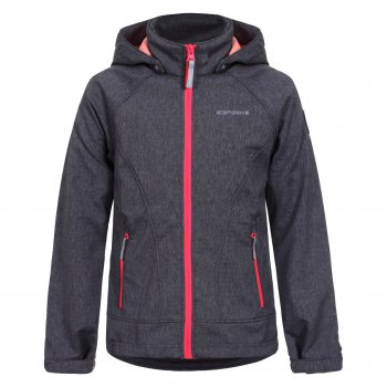Icepeak Куртка softshell Triine JR (серый)