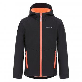 Куртка softshell Teiko JR (черный)Куртки<br>; Размеры в наличии: 128, 140, 152, 164, 176.<br>