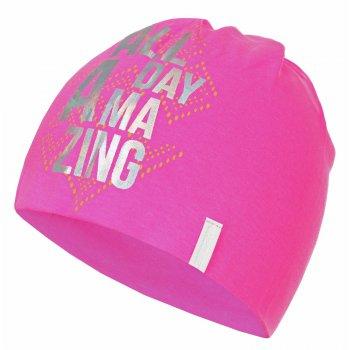 Icepeak Шапка Hapsu JR (розовый) шарф жен icepeak 255904686iv серый р one size