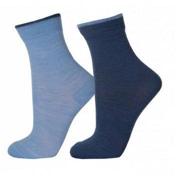 Носки 2шт. (голубой и синий)Одежда<br>; Размеры в наличии: 20/24, 25/29, 30/34, 35/39.<br>