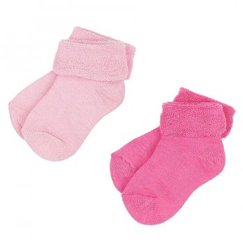 Купить со скидкой Носки для малышей 2 пары (розовый)