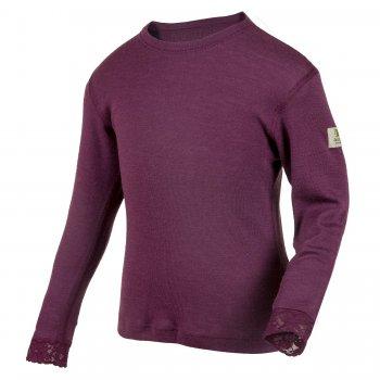 Janus Футболка с длинным рукавом (темно-сиреневый) janus футболка с длинным рукавом janus для девочки