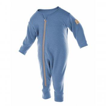 Комбинезон (голубой)Одежда<br>; Размеры в наличии: 70, 80, 90.<br>