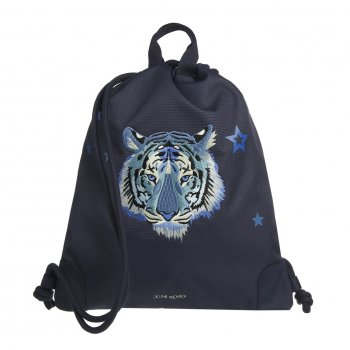 Jeune Premier Сумка City Bag Midnight Tiger (темно-синий с тигром)