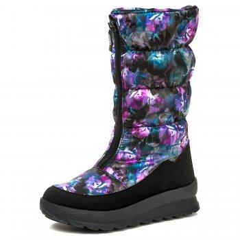 Сапоги (фуксия миднайт)Обувь<br>; Размеры в наличии: 32, 33, 34, 35, 36, 37, 38, 39, 40.<br>