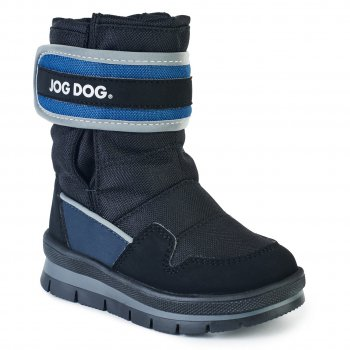 Сапоги Jog Dog (черный амаркорд)
