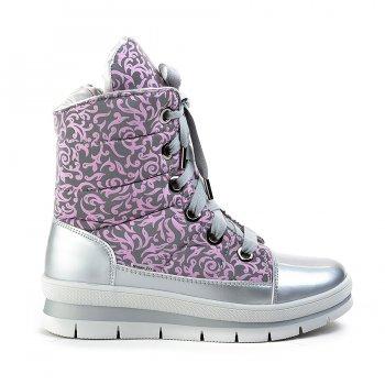 Ботинки (серый рефлекс) от Jog Dog, арт: 46540 - Обувь