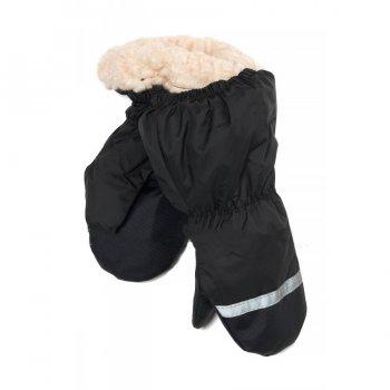 Рукавицы (черный)Одежда<br>Материал<br>Верх: 100% полиамид<br>Подкладка: 40% шерсть, 30% полиэстер, 30% акрил<br>Водонепроницаемость: 5000 мм<br>Паропроводимость: 5000 г/м2/24 часа<br>Описание<br>Зимние рукавицы с подкладкой из искусственного меха<br>Производитель: Kerry (Финляндия)<br>Страна производства: Евросоюз (основная часть коллекции производится в Эстонии)<br>Коллекция: Осень/Зима 2017-2018<br>Модель производится в размерах: 0-8 <br>Температурный режим<br>До -25 градусов; Размеры в наличии: 0, 1, 2, 3, 4, 6, 8.<br>