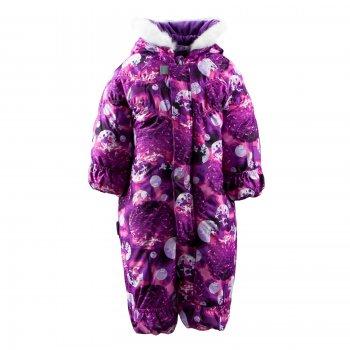 Купить Kомбинезон ROSIE (фиолетовый с принтом), Kerry