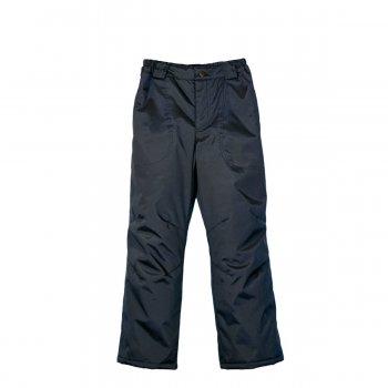 Брюки MARC (черный)Полукомбинезоны, штаны<br>Описание<br>Функциональные элементы: регулируемая талия, пояс на резинке и пуговице, карманы на молнии, снежные гетры, светоотражающие элементы.<br>Характеристики<br>Верх: 100% полиамид<br>Подкладка: 100% полиэстер<br>Утеплитель: 80 грамм (100% полиэстер Kerryfill)<br>Водонепроницаемость: 10000 мм<br>Паропроводимость: 10000 г/м2/24 часа<br>Производитель: Kerry (Финляндия)<br>Страна производства: Евросоюз (основная часть коллекции производится в Эстонии)<br>Коллекция: Осень/Зима 2017-2018<br>Модель производится в размерах: 92-134<br>Температурный режим<br>От 0 до -10 градусов; Размеры в наличии: 140, 146, 152, 158, 164, 170.<br>