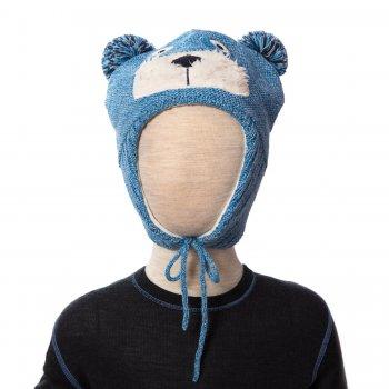 Шапка BRETHE (голубой)Одежда<br>; Размеры в наличии: 46, 48, 50, 52.<br>