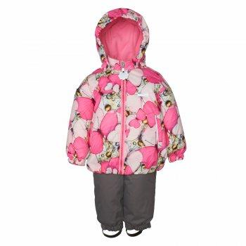 Купить Комплект ROSY (розовый с бабочками), Kerry