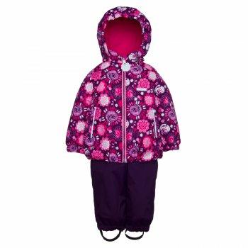 Купить Комплект ROSY (фиолетовый с ромашками), Kerry