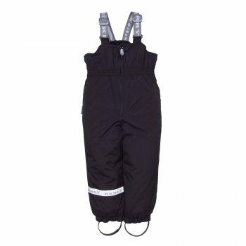 Полукомбинезон RUFFY (черный)Полукомбинезоны, штаны<br>Описание<br>Этот полукомбинезон создан для дождливых весенних прогулок. <br>Он утеплен, поэтому можно смело выходить на улицу уже от 0 градусов. Полукомбинезон легко отмывается от загрязнений, это особенно актуально в межсезонье. <br>Утяжка на резинке в области талии создаст дополнительную защиту от холода и ветра, а светоотражающие элементы обезопасят ребенка в темное время суток.<br>Функциональные элементы: регулируемые лямки, пояс на резинке, съемные силиконовые штрипки, светоотражающие элементы.<br>Характеристики: <br>Верх: ткань Active (100% полиамид)<br>Подкладка: флис (100 % полиэстер)<br>Утеплитель:  45 грамм (100% полиэстер)<br>Водонепроницаемость 10000 мм<br>Паропроводимость: 10000 г/м2/24ч<br>Производитель: Kerry (Финляндия)<br>Страна производства: Евросоюз (основная часть коллекции производится в Эстонии)<br>Модель производится в размерах: <br>Коллекция: Весна/Лето 2018<br>Температурный режим: <br>От 0 градусов и выше; Размеры в наличии: 86, 92, 98, 104, 110, 116, 122, 128, 134.<br>