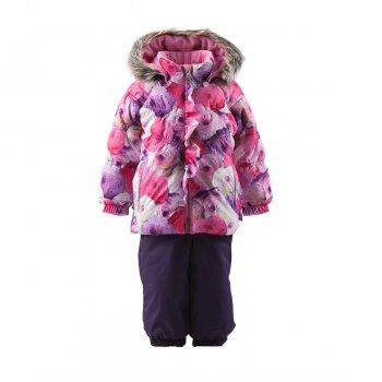Купить Комплект Mila (фиолетовый с цветами), Kerry