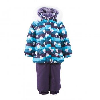 Купить Комплект Elsa (фиолетово-голубой с сердцами), Kerry