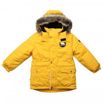 Купить Куртка-парка Ralph (горчичный), Kerry