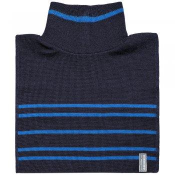 Kerry Шарф-манишка Leif (темно-синий) шарф briollini цвет темно синий