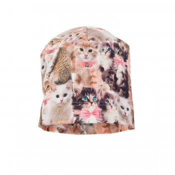 Kerry Шапка TAMMY (разноцветный с котятами) kerry шапка tammy моторалли