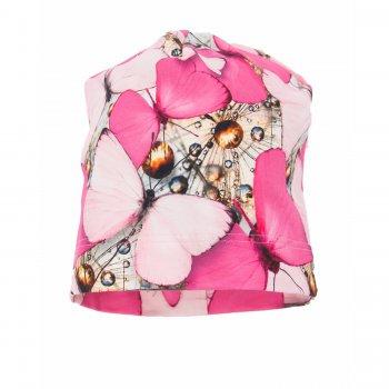 Купить Шапка TAMMY (розовый с бабочками), Kerry