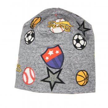 Kerry Шапка Tammy (серый с мячами) kerry шапка tammy моторалли