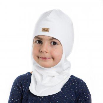 Шлем (белый)Одежда<br>Шапки Киват сделаны из высококачественных натуральных материалов. Изделие прочное в носке и легкое в уходе. Отличная посадка по голове и оригинальный дизайн. <br> Производитель: Kivat (Финляндия)<br> Страна производства: Финляндия<br> Коллекция: Весна/Лето 2016<br> Модель производится в размерах: 0 (0-1 год), 1 (1-2 года), 2 (2-5 лет), 3 (5-10 лет), 4 (10-15 лет)<br>  <br> Верх: 100% хлопок<br> Подкладка: 100% хлопок<br><br> Температурный режим <br> От 0 градусов и выше; Размеры в наличии: 0, 1, 2, 3, 4.<br>