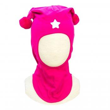 Шлем с помпонами (малиновый)Одежда<br>Материал<br>Верх: 97% хлопок, 3% лайкра<br>Подкладка: 97% хлопок, 3% лайкра<br>Описание<br>Ультрамодные и удобные весенние шлемы Kivat на температуру от 0 до + 10 градусов. Фирменный детский шлем Kivat сядет на голову ребенка плотно и комфортно, он не будет «сползать» на глаза или «открывать» уши. Широкий спектр цветов, узоров, аппликаций и формы позволит точно подобрать модель для ребенка и под дизайн его одежды.<br>Производитель: Kivat (Финляндия)<br>Страна производства: Финляндия<br>Коллекция: Весна/Лето 2017<br>Модель производится в размерах: 0 (0-1 год), 1 (1-2 года), 2 (2-5 лет)<br>Температурный режим<br>От +0 градусов и выше; Размеры в наличии: 0, 1, 2.<br>