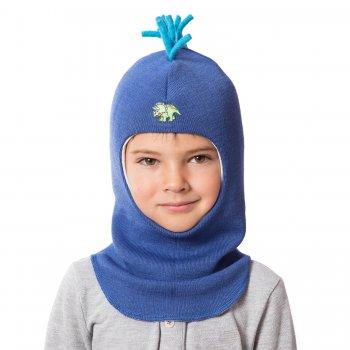 Шлем (ярко-синий с ирокезом и динозавром)Одежда<br>Описание<br>Шлемы Киват очень теплые и подойдут на самые лютые морозы. Специальные вставки с утеплителем в области ушек и лба. Отличная посадка по голове и оригинальный дизайн. Светоотражающие вставки для безопасности.<br>Характеристики:<br>Верх: 100% шерсть<br>Подкладка: 100% хлопок<br>Производитель: Kivat, Финляндия<br>Коллекция Осень/Зима 2017<br>Модель производится в размерах 1-4<br>Страна производства: Финляндия<br>Температурный режим<br>От 0 до -20 градусов; Размеры в наличии: 1, 2, 3, 4.<br>