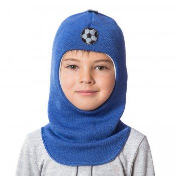 Шлем (голубой с мячом)Одежда<br>Материал<br>Верх: 100% шерсть<br>Подкладка: 100% хлопок<br>Описание<br>Шлемы Киват очень теплые и подойдут на самые лютые морозы. Специальные вставки с утеплителем в области ушек и лба. Отличная посадка по голове и оригинальный дизайн. Светоотражающие вставки для безопасности. <br>Производитель: Kivat, Финляндия<br>Страна производства: Финляндия<br>Коллекция Осень/Зима 2016<br>Температурный режим<br>От 0 до -20 градусов; Размеры в наличии: 1, 2, 3, 4.<br>