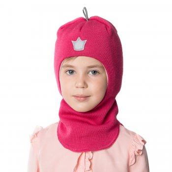 Kivat Шлем (ярко-розовый с короной)