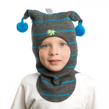 Шлем (серый в полоску)Одежда<br>Материал<br>Верх: 100% шерсть<br>Подкладка: 100% хлопок<br>Описание<br>Шлемы Киват очень теплые и подойдут на самые лютые морозы. Специальные вставки с утеплителем в области ушек и лба. Отличная посадка по голове и оригинальный дизайн. Светоотражающие вставки для безопасности. <br>Производитель: Kivat, Финляндия<br>Страна производства: Финляндия<br>Коллекция Осень/Зима 2016<br>Температурный режим<br>От 0 до -20 градусов; Размеры в наличии: 0, 1, 1, 2, 2, 3, 3.<br>