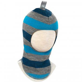 Шлем (серый в сине-голубую полоску)Одежда<br>Описание<br>Шлемы Киват очень теплые и подойдут на самые лютые морозы. Специальные вставки с утеплителем в области ушек и лба. Отличная посадка по голове и оригинальный дизайн. Светоотражающие вставки для безопасности.<br>Характеристики:<br>Верх: 100% шерсть<br>Подкладка: 100% хлопок<br>Производитель: Kivat, Финляндия<br>Коллекция Осень/Зима 2017<br>Модель производится в размерах 1-4<br>Страна производства: Финляндия<br>Температурный режим<br>От 0 до -20 градусов<br>; Размеры в наличии: 1, 2, 3, 4.<br>